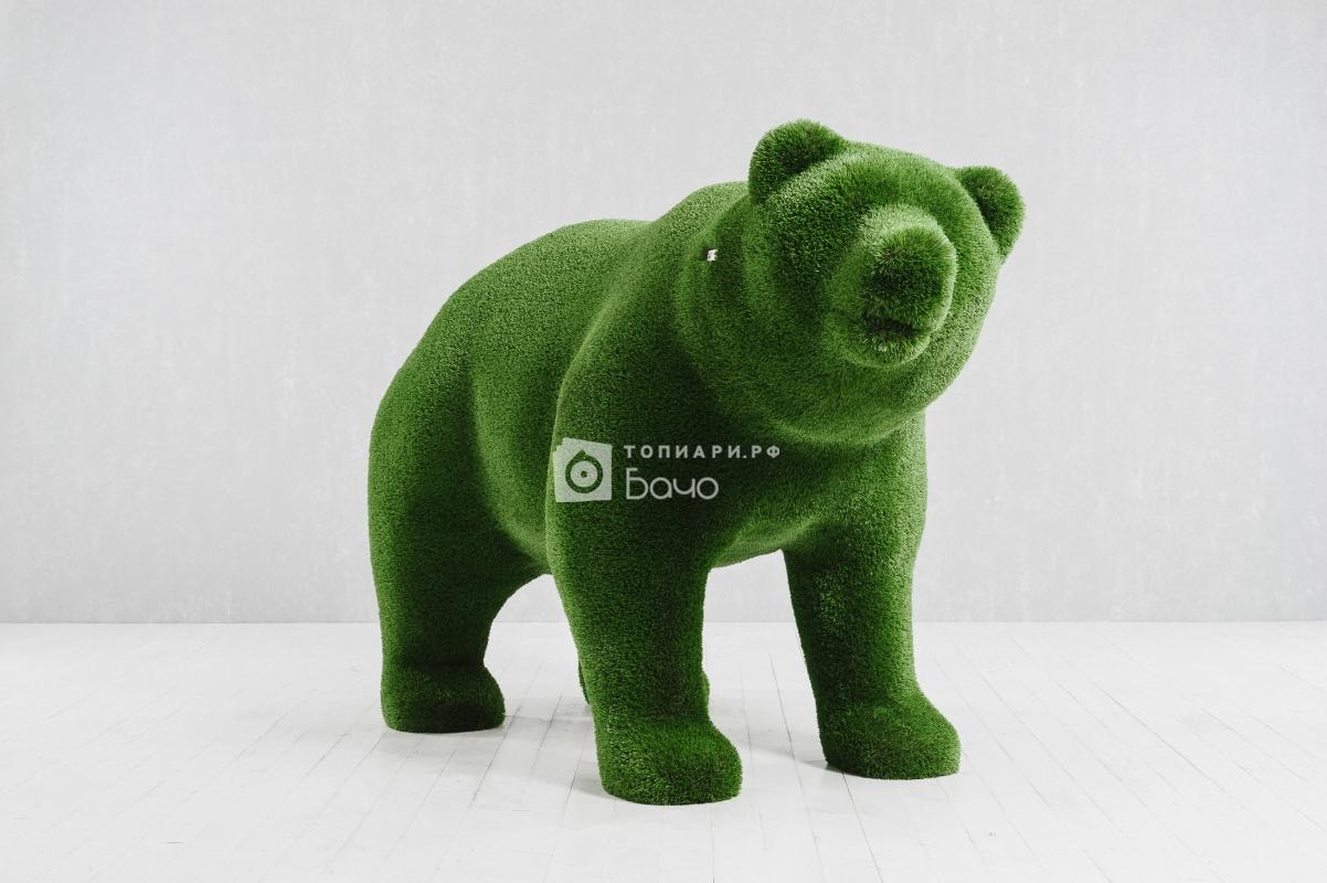 Топиарная фигура Медведь