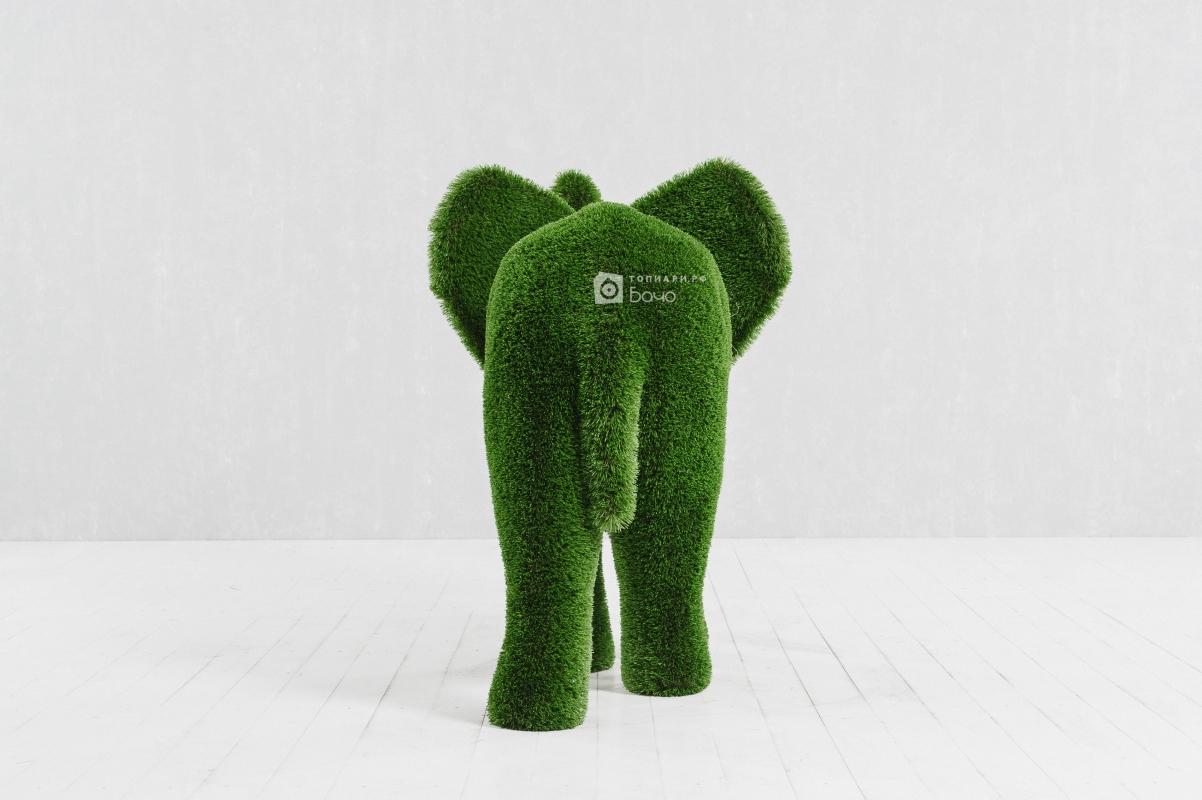 Садовая фигура Слон малый