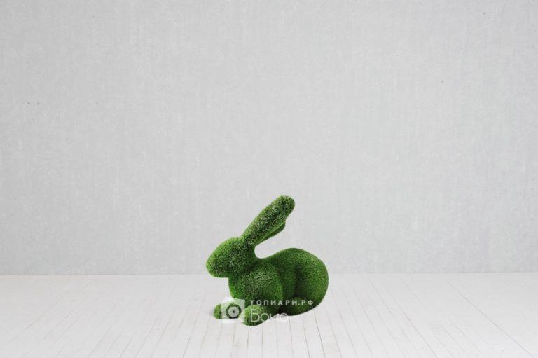 Садовая фигура Кролик