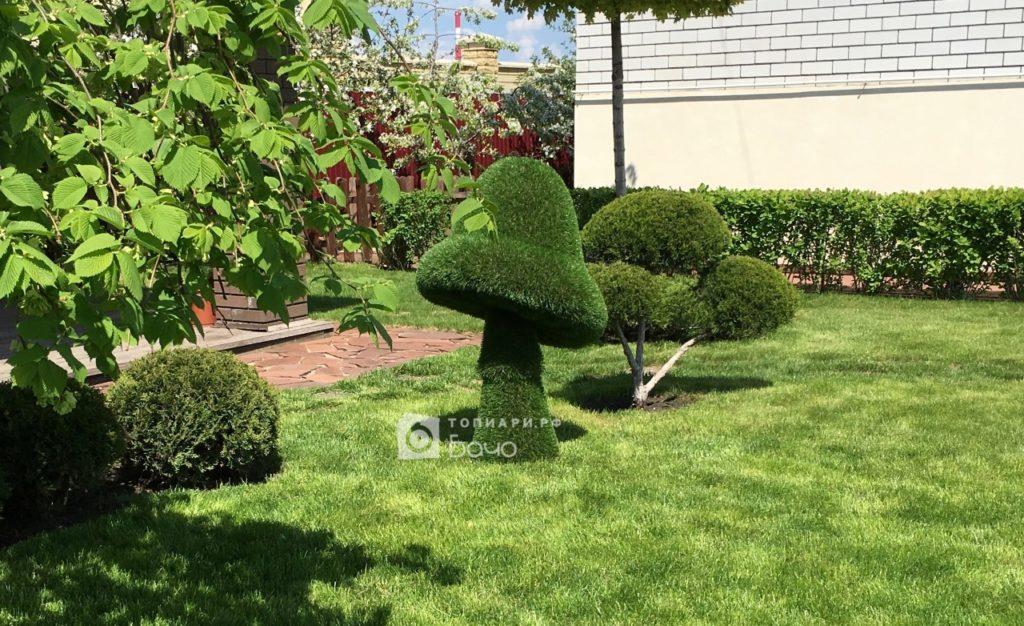 Садовая фигура Гриб