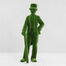 Ландшафтная фигура Джентельмен