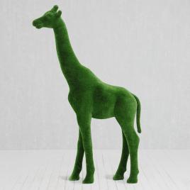 Ландшафтная фигура Жираф