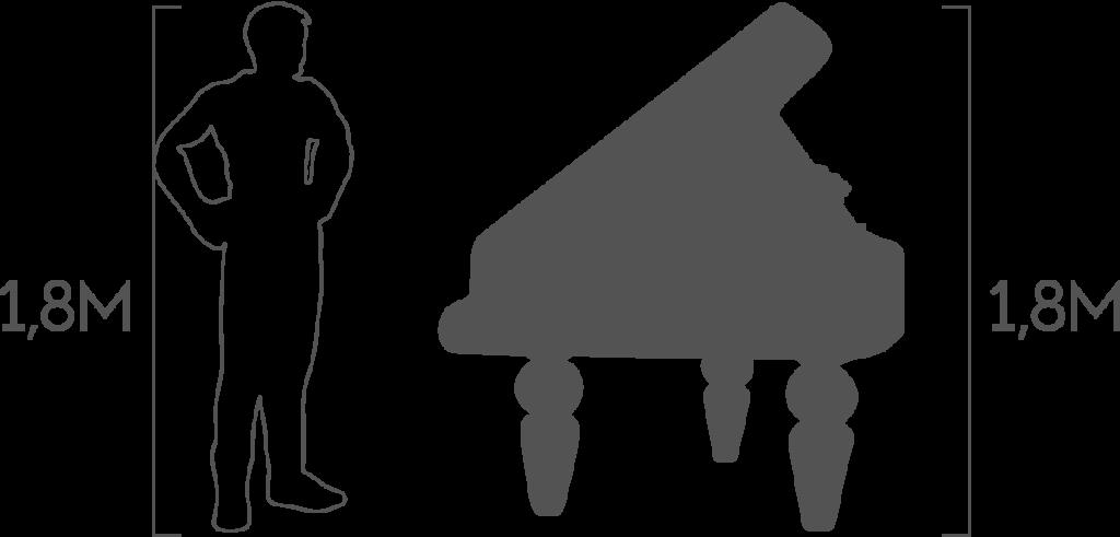 пропорции рояль