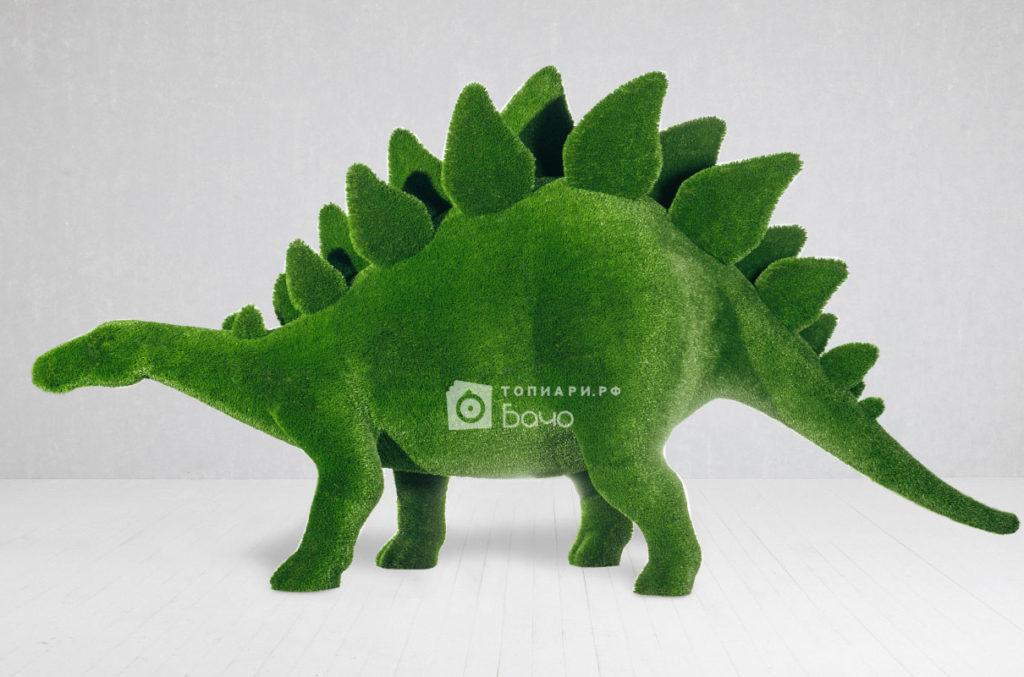Ландшафтная фигура Стегозавр