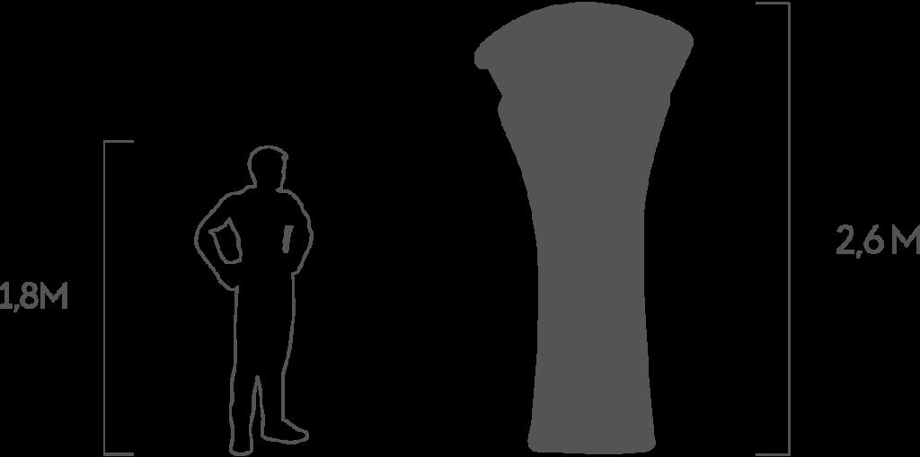 пропорции телефонная будка