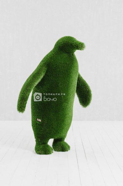 Топиарная фигура пингвин