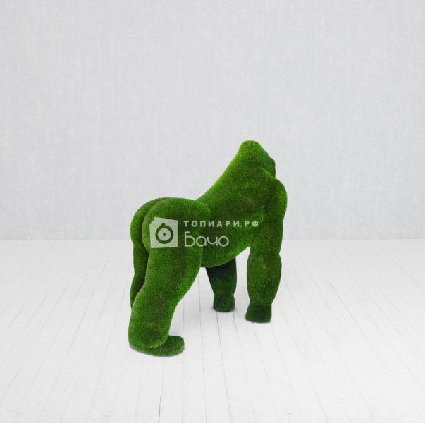 Ландшафтная фигура горилла