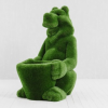 Медведь с корзиной