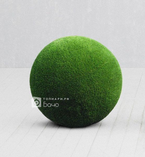 садовая фигура шар
